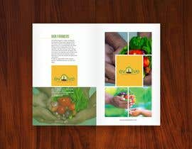 meenapatwal님에 의한 brochure design for organic vegetables and fruits을(를) 위한 #15