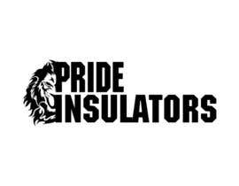 nº 8 pour Logo Design For PrideInsulators par elena13vw