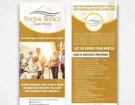 #13 pentru Design a Flyer for Stone Ridge Care Home de către AkshayVerma9