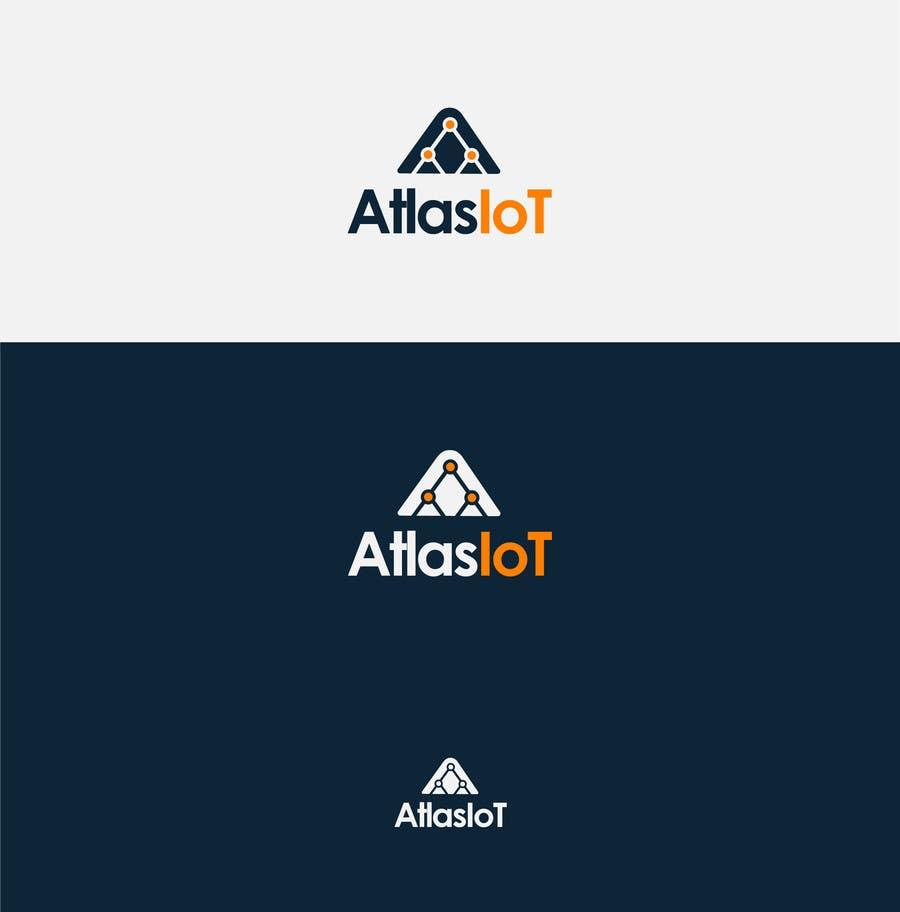 Proposition n°247 du concours IoT Software Logo