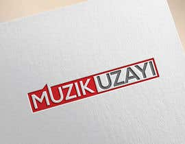 #2 สำหรับ Muzik uzayi logo design โดย primarycare
