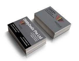 #44 for Design a Business Card for a Company by mahabubhojor