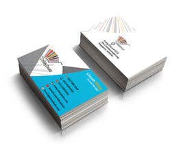 #56 pentru Design a Business Card for a Company de către HHH099
