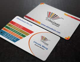 #47 for Design a Business Card for a Company by enanlie