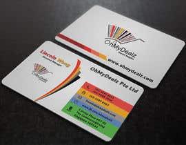#68 pentru Design a Business Card for a Company de către enanlie