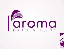 #304 para Logo Design for L'Aroma Bath and Body por wecandoitsl