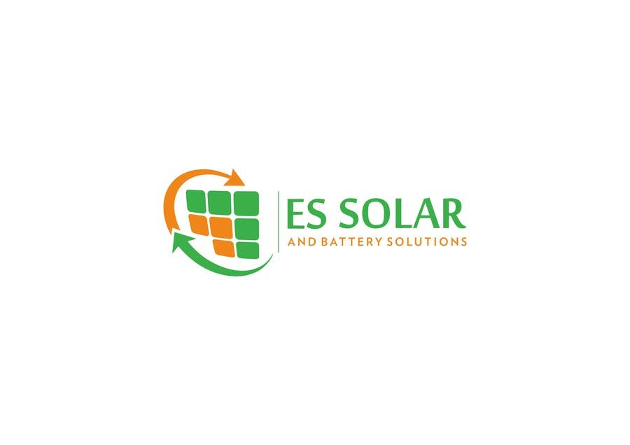 Contest Entry #261 for Logo for business - ES Solar and Battery Solutions