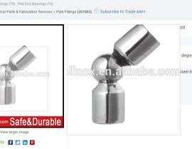 nº 10 pour Find supplier or design me a suitable pipe conection par khurrummah85