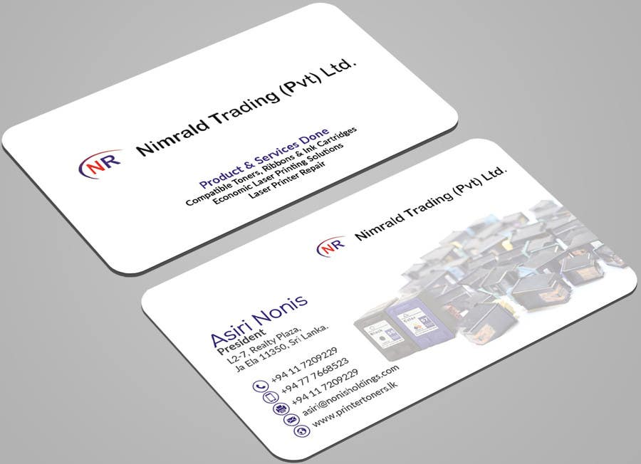 Entry #3 by mehfuz780 for Design some Business Cards | Freelancer