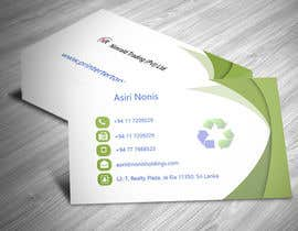#46 for Design some Business Cards by ripadev456