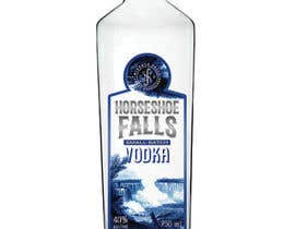 nº 33 pour Horseshoe Falls small Batch Vodka par frankp3r3z