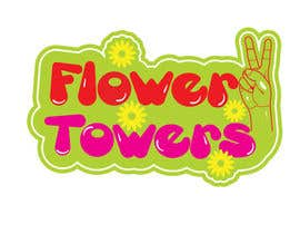 #113 for Flower Power style logo design by mdnasirahmed669