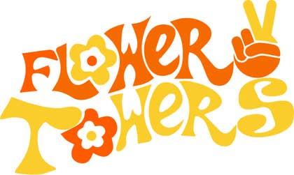 #70 for Flower Power style logo design by MdAlfajHosen
