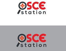nº 142 pour Design a logo for medical education platform OSCE Station par aminul1238