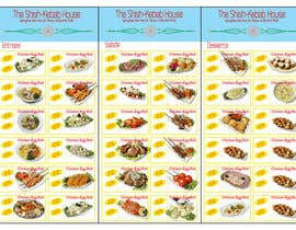#9 for Design a Menu For A Restaurant by saddam36