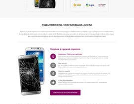 #8 for Design a Website Mockup, mobile phone shop, repair and more by bestwebthemes