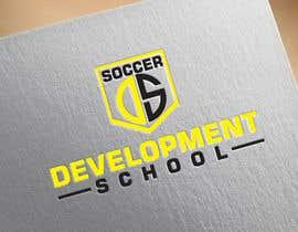 nº 549 pour Soccer Logo for a Facility par jhraju41