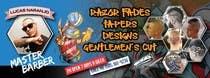 Proposition n° 27 du concours Graphic Design pour Barber Banner Design