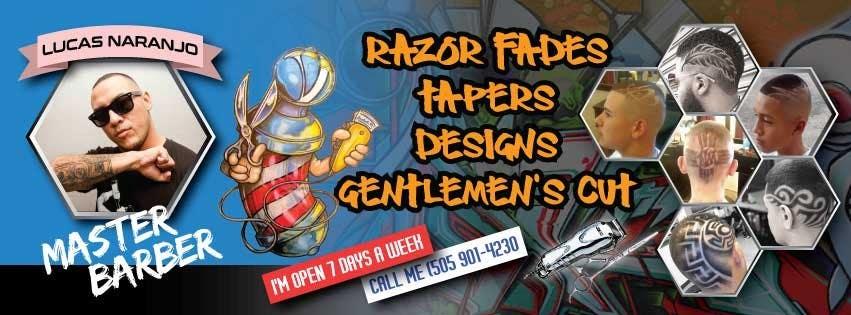 Proposition n°27 du concours Barber Banner Design