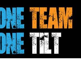 #6 for Gaming logo One Team One Tilt by darkavdark