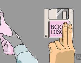 nº 2 pour Graphic Design par danimations
