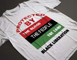 nº 66 pour RED BLACK AND GREEN (BLACK LIBERATION) FLAG par FARUKTRB