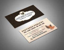 nº 21 pour Design Business Card & Banner for small Family Farm par bapparajcolormix