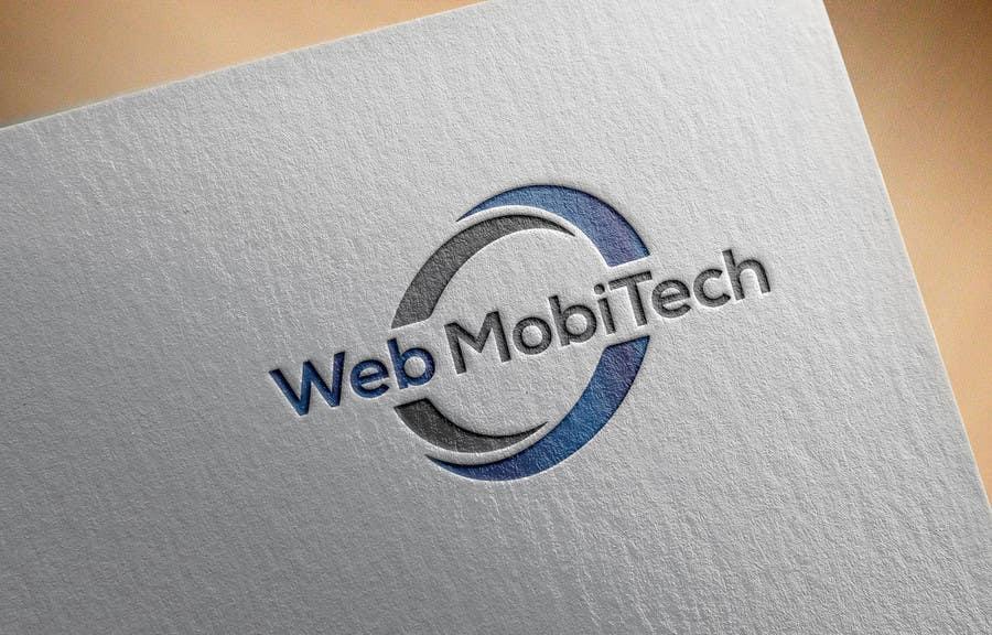 Proposition n°7 du concours Design a Logo for the company WebMobiTech