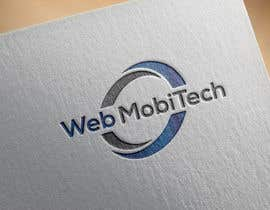 nº 7 pour Design a Logo for the company WebMobiTech par HabiburHR