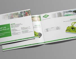 nº 8 pour Design a Catalogue par umaire4
