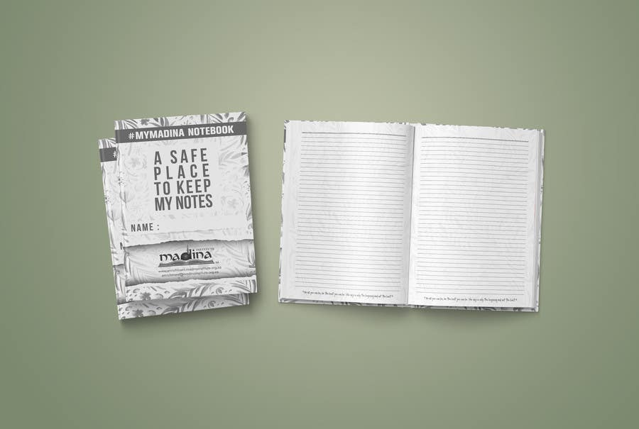 Proposition n°7 du concours Create Front Cover for Notebook