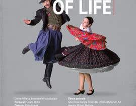 nº 31 pour Design poster for Dance show par kilibayeva