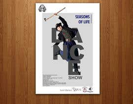 #35 for Design poster for Dance show by sairalatief
