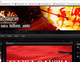 #7 for Design a Banner for Gaming Site by linhsau1122