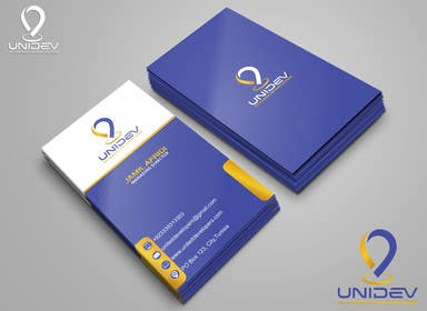#144 for Design some Business Cards and revive the logo by jamilafridi