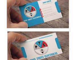 nº 12 pour Design some Business Cards For an Electrical Business par hbakbar28