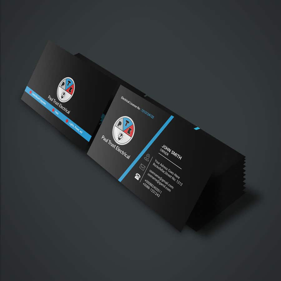Entry 17 By Imtiazshishir For Design Some Business Cards For An