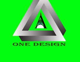 nº 13 pour logo designed for  new Architecturl and interior company calld 1 par ABUJABAD