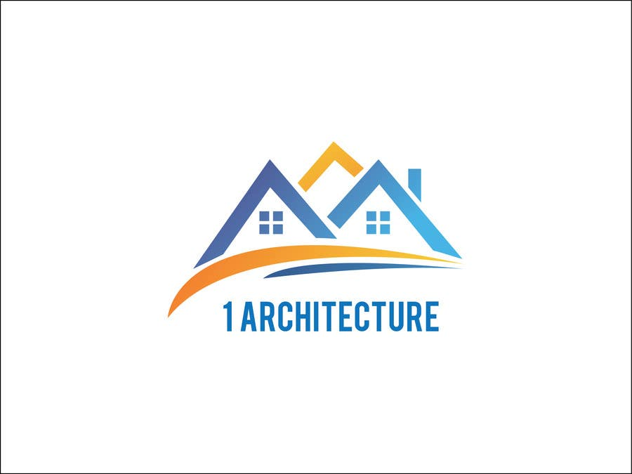 Proposition n°17 du concours logo designed for  new Architecturl and interior company calld 1