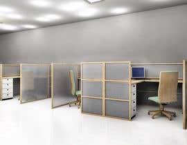 nº 12 pour workspace design par roxanahosu