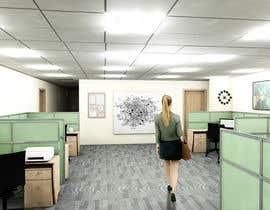 nº 22 pour workspace design par roxanahosu