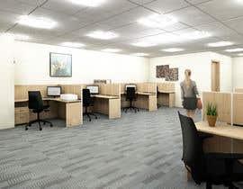 nº 26 pour workspace design par roxanahosu
