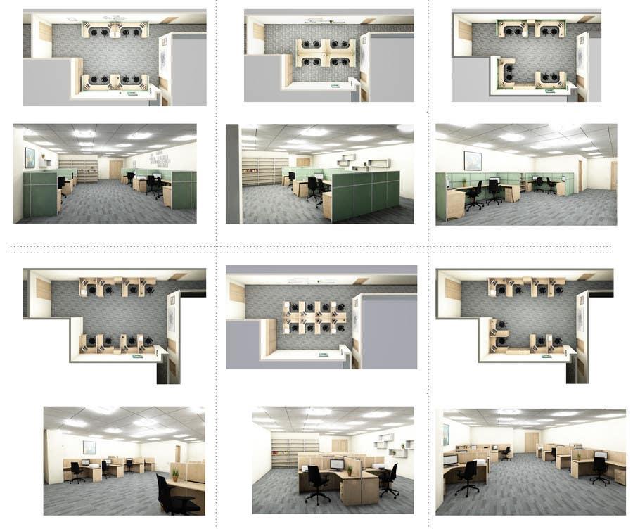 Proposition n°29 du concours workspace design