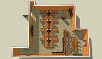 Proposition n° 25 du concours 3D Rendering pour workspace design