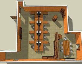 nº 25 pour workspace design par sidahmedlasbeur