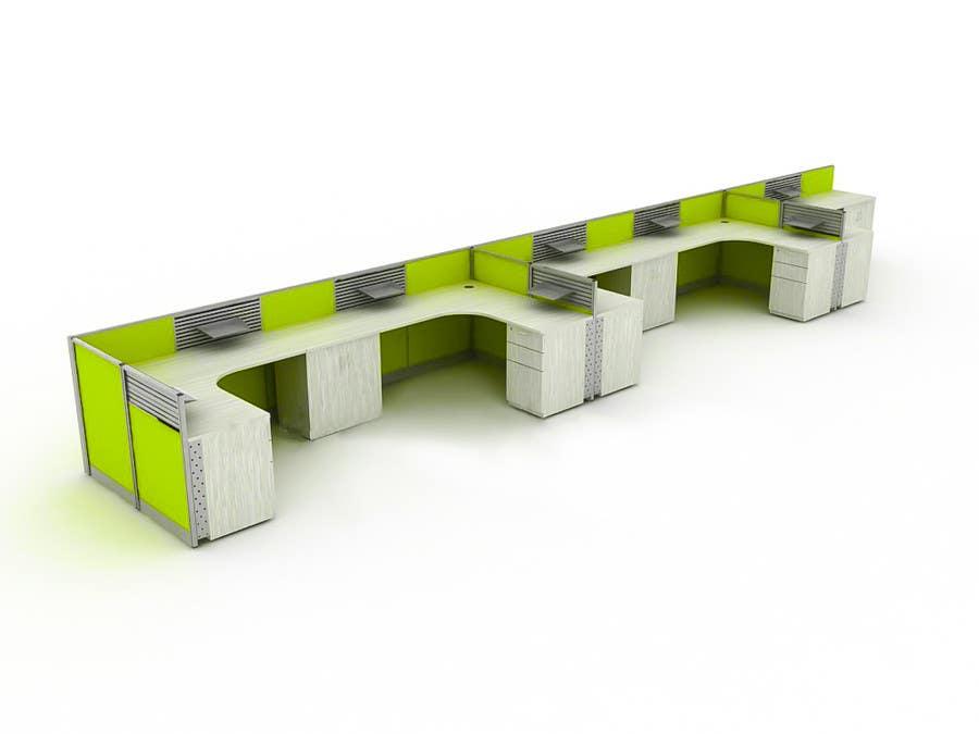 Proposition n°15 du concours workspace design