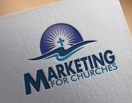 "nº 6 pour Design a Logo for ""Marketing for Churches"" par AmilaNiroshana"