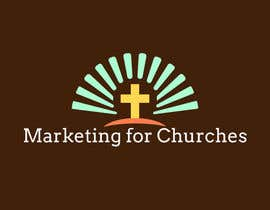 "nº 12 pour Design a Logo for ""Marketing for Churches"" par engrqudsia"
