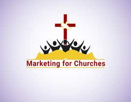 "nº 24 pour Design a Logo for ""Marketing for Churches"" par Designertufan520"