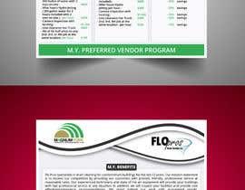 Nro 17 kilpailuun Design a Brochure käyttäjältä ghielzact